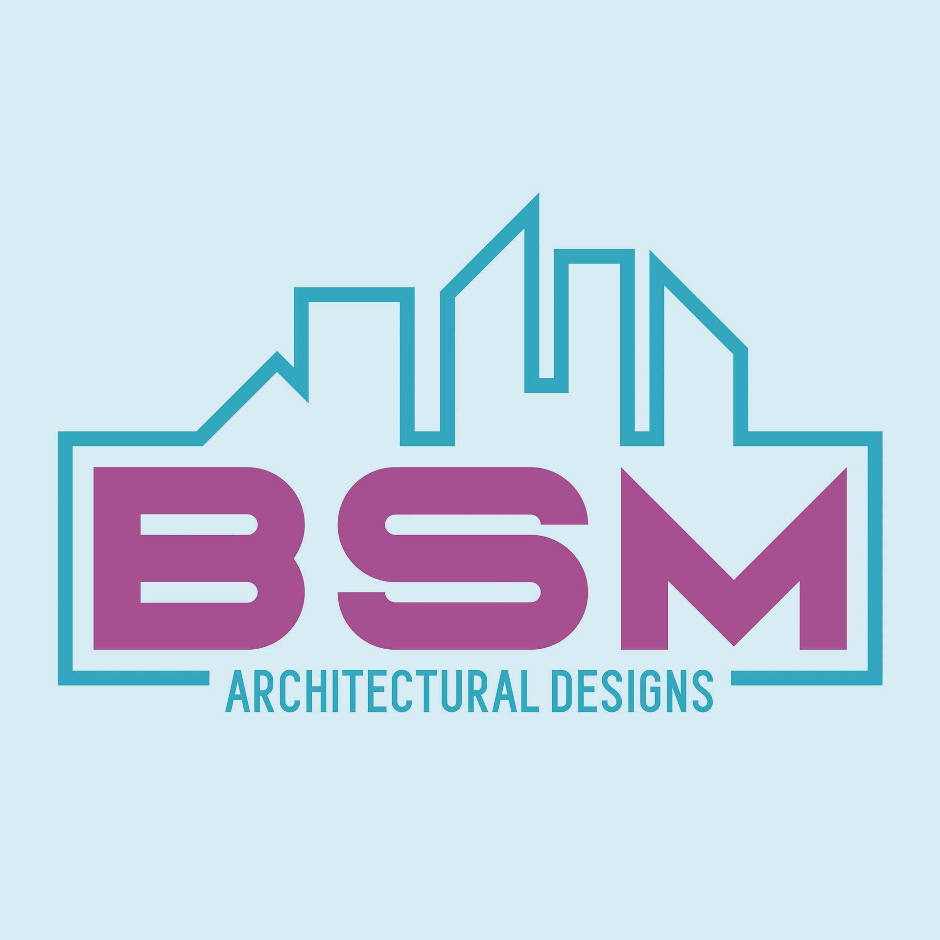 BSM Architectural Designs Logo
