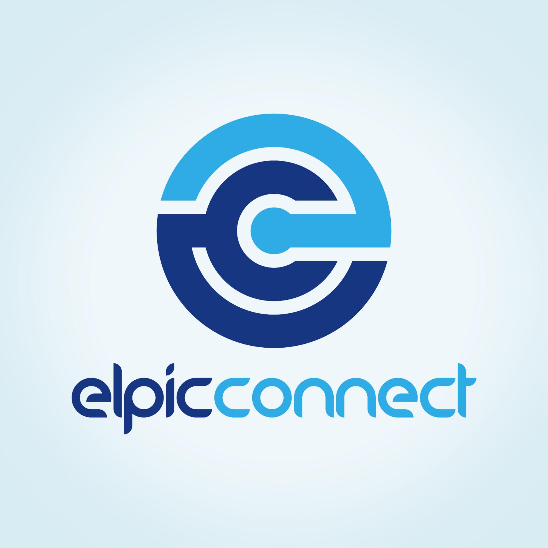 Elpic Connect Logo