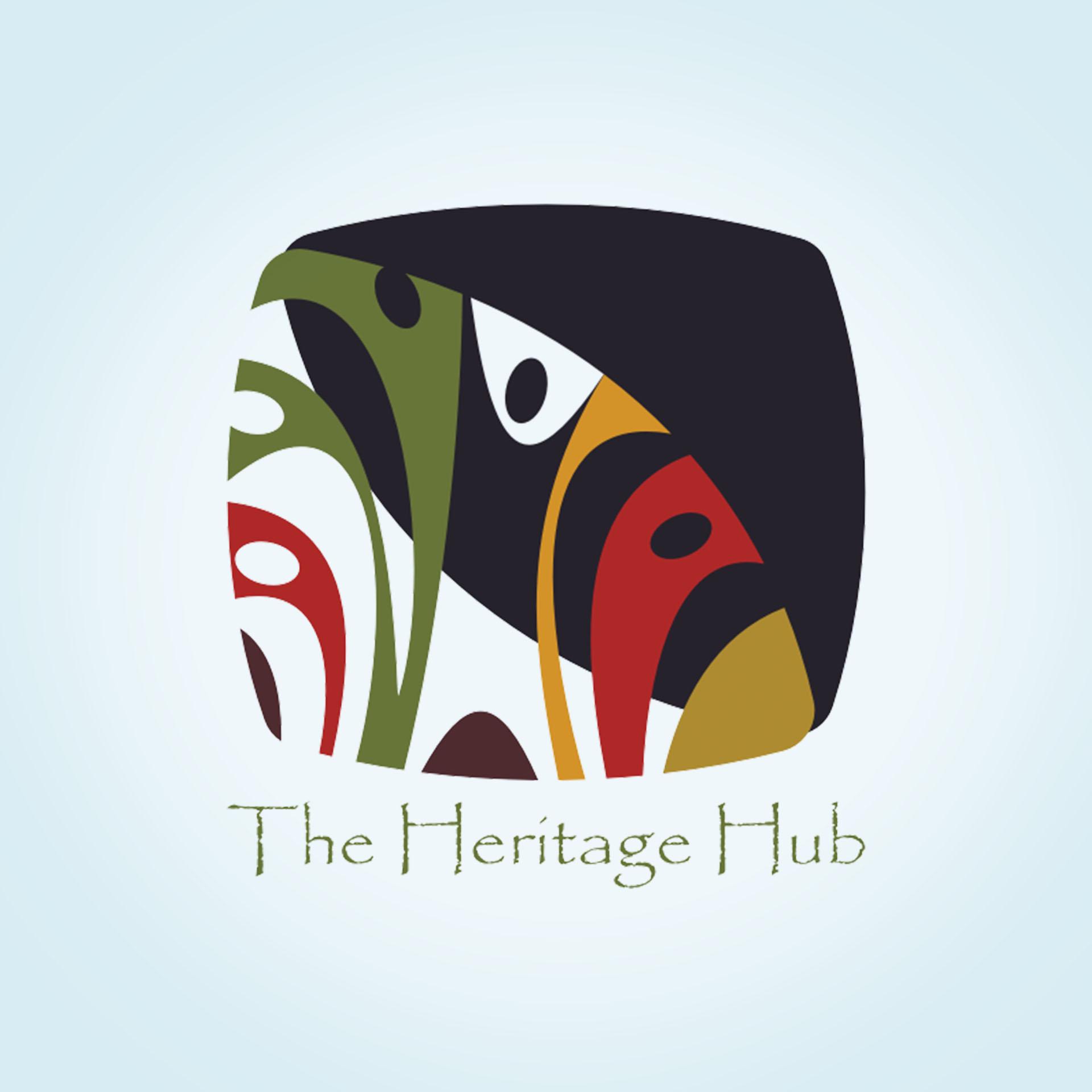 The Heritage Hub Logo